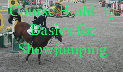 Course Building Basics for Showjumping